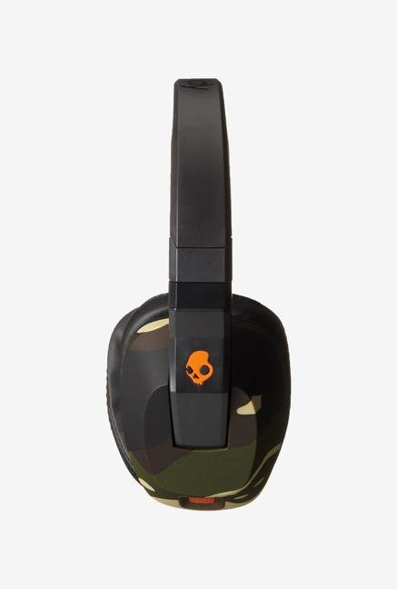 Skullcandy Crusher S6SCGY-366 Over Ear Headphone Khaki