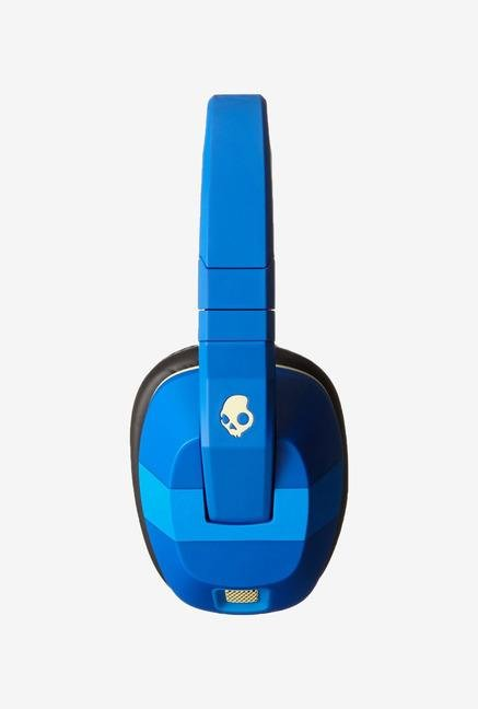 Skullcandy Crusher S6SCHX-459 Over Ear Headphone Royal Cream