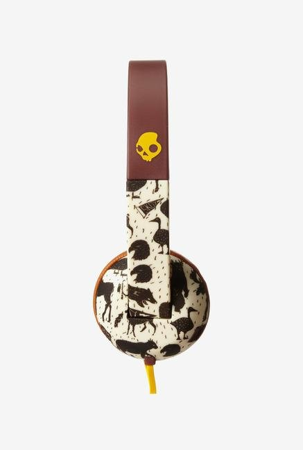 Skullcandy Uproar S5URHT-452 Headphone Animal Mustard
