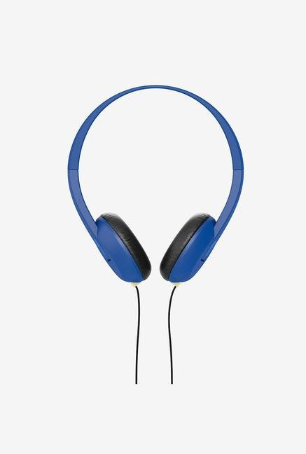 Skullcandy Uproar S5URHT-454 On the Ear Headphone Blue