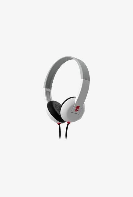 Skullcandy Uproar S5URHT-457 Headphone White & Grey