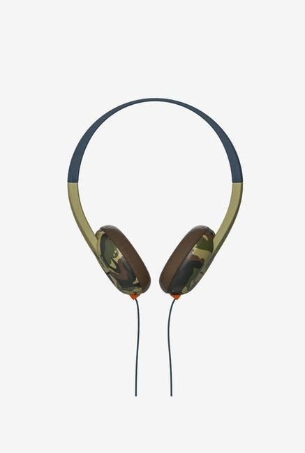 Skullcandy Uproar S5URHT-458 On the Ear Headphone Camo