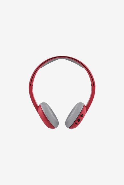 Skullcandy Uproar S5URHT-462 On the Ear Headphone Red