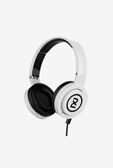 Skullcandy 2XL Barrel X6DPHY-856 Over Ear Headphone White