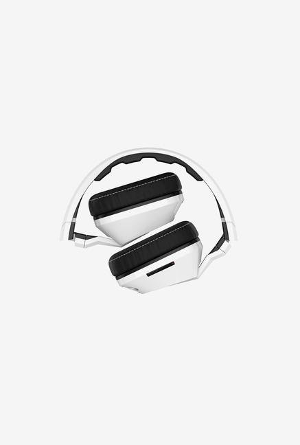 Skullcandy Crusher S6SCFZ-072 Over Ear Headphone White