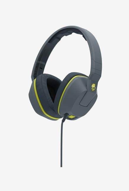 Skullcandy Crusher S6SCGY-134 Over Ear Headphone Grey