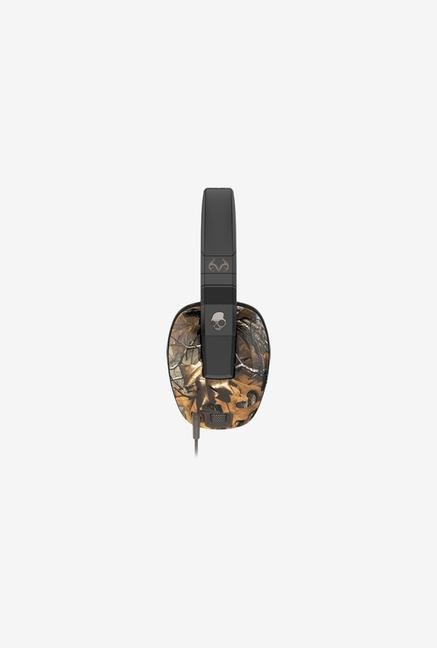 Skullcandy Crusher SGSCFY-325 Over Ear Headphone Tree Camo