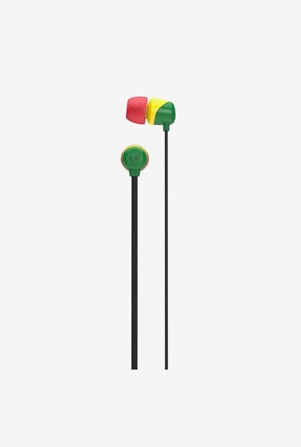 Skullcandy Jib S2DUDZ-058 In the Ear Headphone Rasta