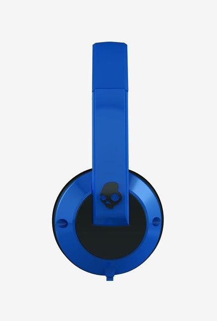 Skullcandy Uprock S5URFZ-101 Headphone Blue & Black