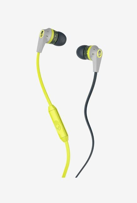 Skullcandy Inkd 2.0 S2IKGY-385 Headphone with Mic Light Grey