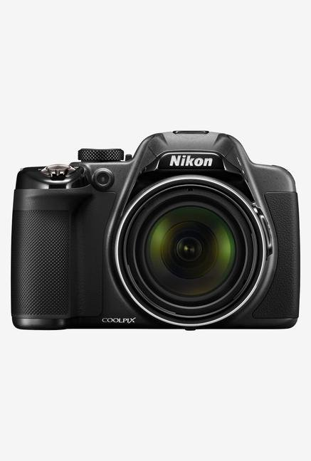 Nikon Coolpix P530 16.1 MP Digital Camera Black