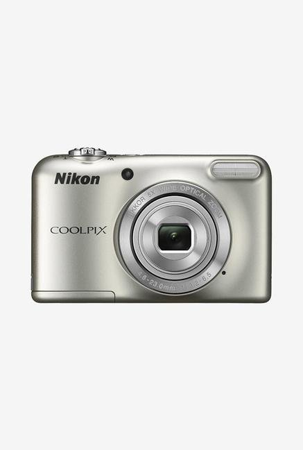 Nikon Coolpix L31 Point & Shoot Camera Silver