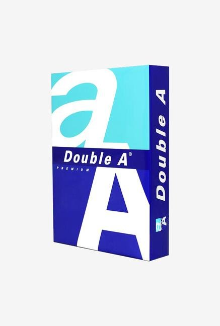 AA Double A4 Copier 70 GSM Paper White