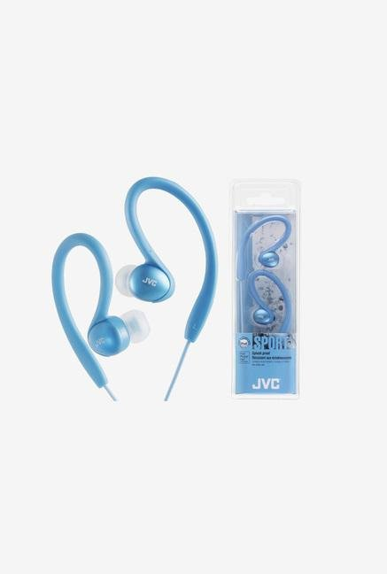 JVC HA-EBX5-AN In The Ear Headphone Blue