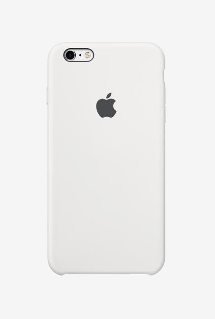 Apple iPhone 6S APS6SWHT Silicone Case White