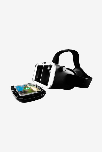 Merlin Immersive 3D Virtual Reality Glass Black