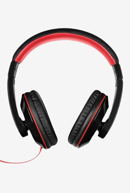 Itek Dyna Bass I58005B On the ear headset Black