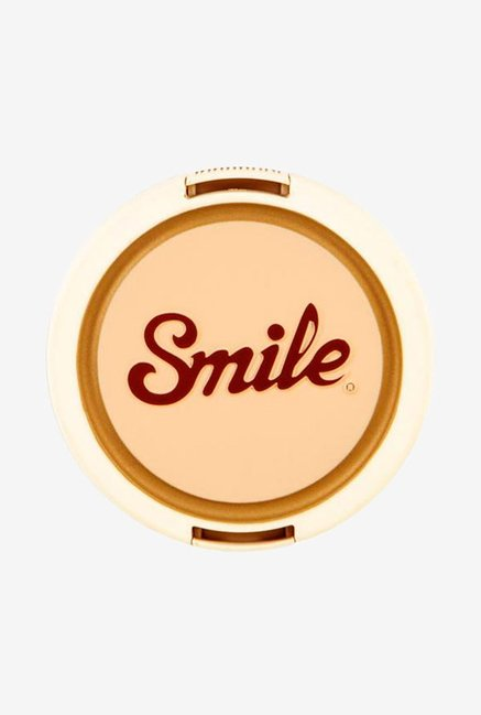 Smile Retro Style 16128 Lens Cap Brown