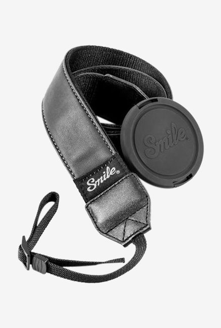Smile La Nuit Style 16000 Camera Strap Black