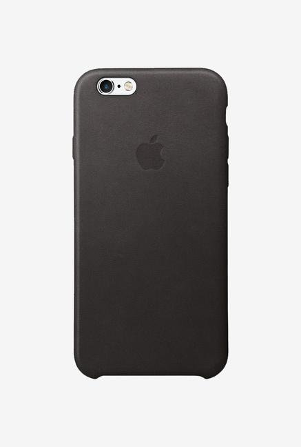 Apple iPhone 6S Plus APL6SPBLK Leather Case Black