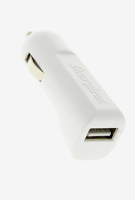 Energizer Classic DC1UCIP5 iphone5 Car Charger White