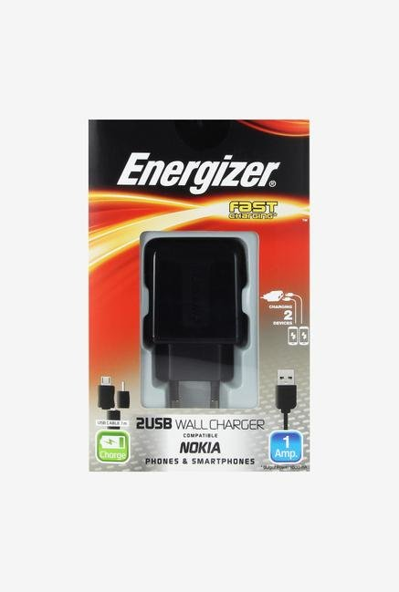Energizer Classic AC2UEUCNO2 Nokia Wall Charger Black