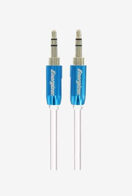 Energizer 1.5m LCAEHJACKBL2 Audio Stereo Cable Blue