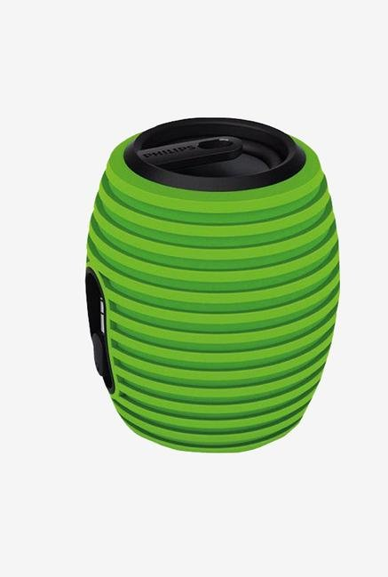 Philips Sound Shooter SBA3010GRN Portable Speaker Green
