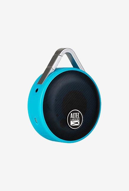Altec Lansing Orbit IMW355 Bluetooth Speaker Blue
