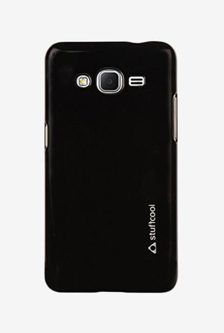 Stuffcool ALMSG360 Back Case for Galaxy Core Prime Black