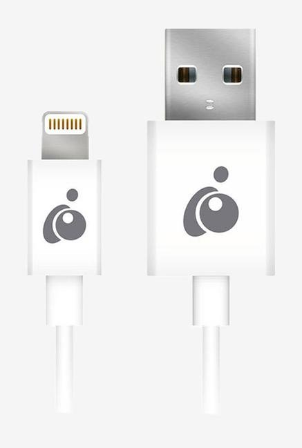 Iogear GRUL01-WT Reversible USB-LTNG Cable White