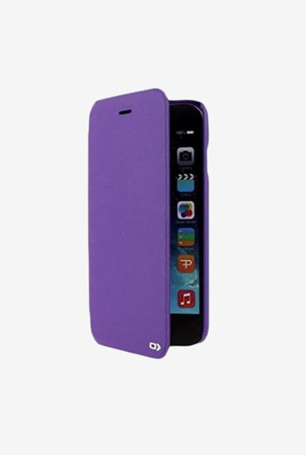 OXO XFLIP64COLPU6 iPhone 6 Flap Cover Purple