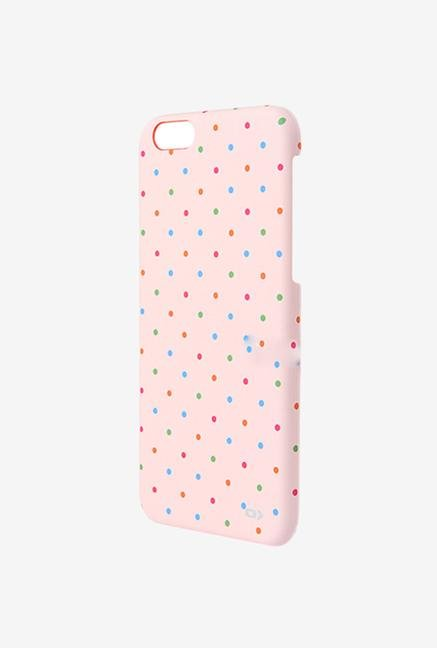 OXO XCOIP64DPOPK6 iPhone 6 Back Case Dot Polka Pink