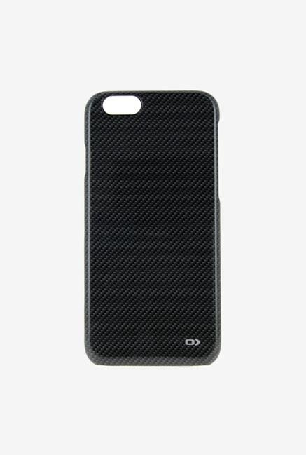 OXO XCOIP64KAMON6 iPhone 6 Back Case Monochrome Black