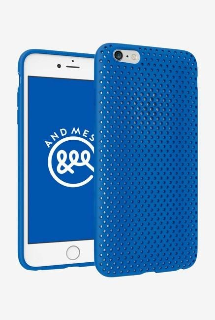 Andmesh iPhone 6+ AMMSC610-BLU Mesh Case Blue