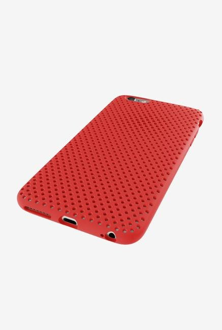 Andmesh iPhone 6+ AMMSC610-RED Mesh Case Red