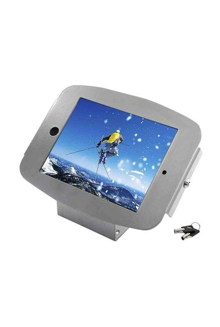 Maclocks iPad2/3/4 Sp ENS BRS Stand Silver