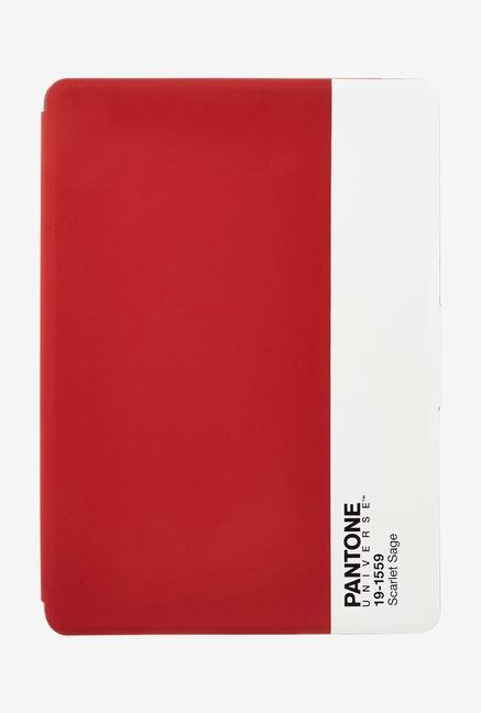 Case Scenario Pantone PA-IPAB-RED iPad Air Case Red