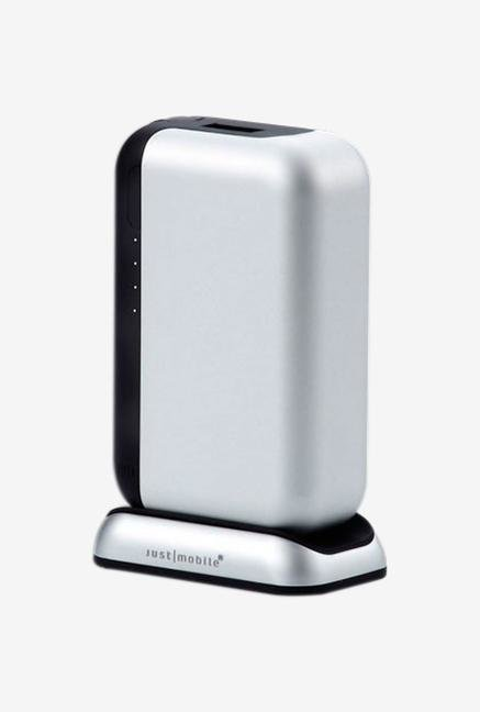 Just Mobile Topgum PP-600SI 6000 mAh Power Bank (Silver)