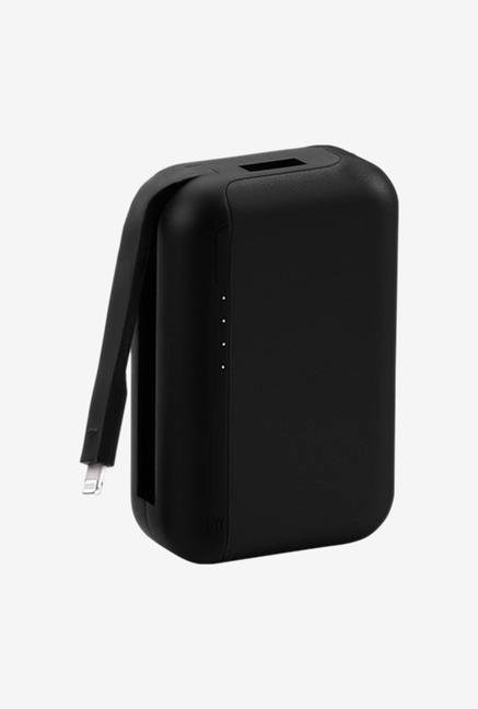 Just Mobile Topgum PP-600BK 6000 mAh Power Bank (Black)