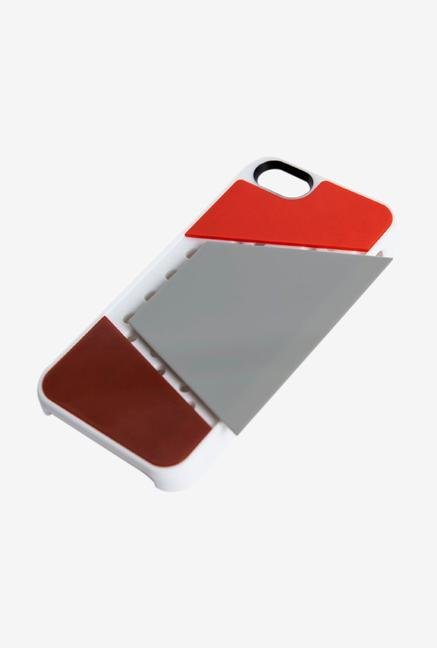 Quirky Pegit PPEG1-RD01 iPhone 5 Case Red