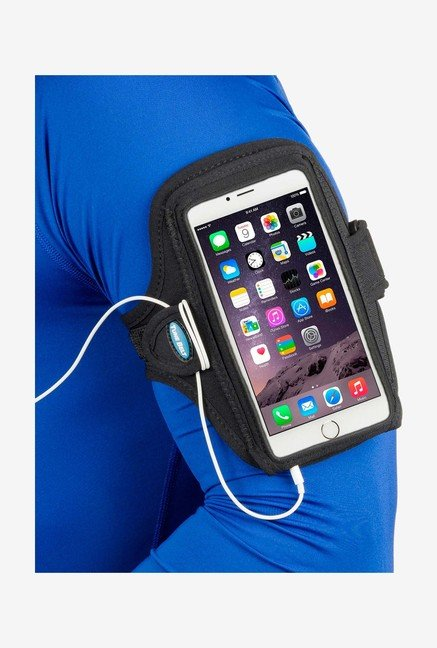 Tune Belt AB91 Sport Armband Blue
