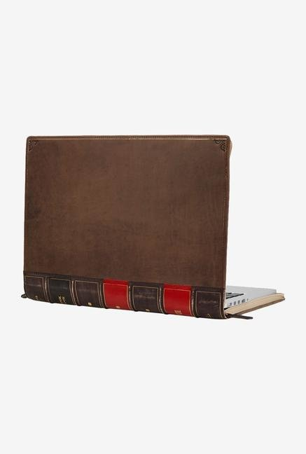 "Twelve South 15"" 12-1409 BookBook for MacBook Brown"