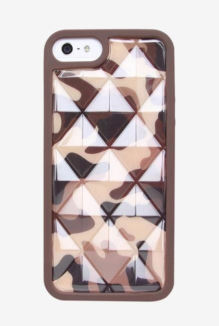 The Joy Factory Airmax CSD130 iPhone 5/5s Case Army Brown