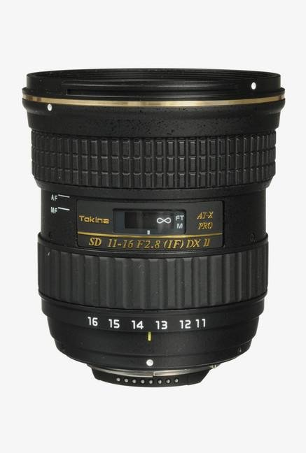 Tokina AT-X 116 PRO DX II AF 11 - 16 mm f/2.8 Lens for Nikon Digital SLR