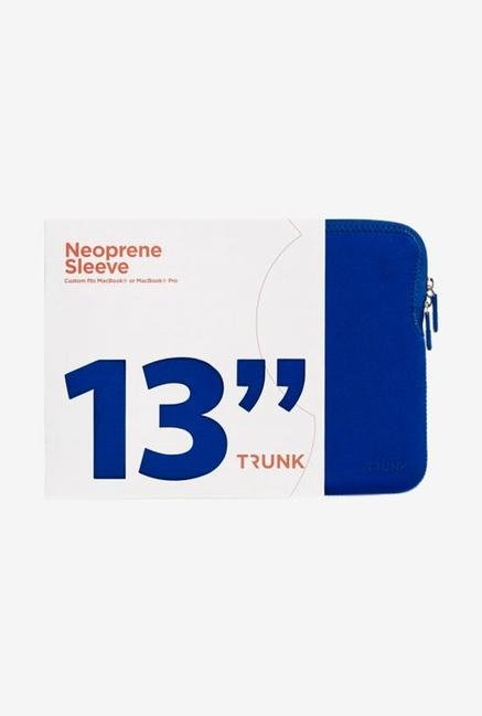 "Trunk 13"" MacBook Air TR-ALS13-COB Sleeve Cobalt Blue"
