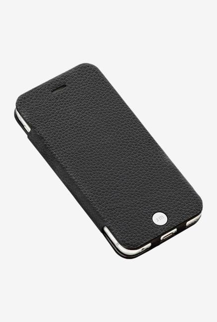 Just Mobile iPhone 6/6s+ LC-269BK Leather Case Black