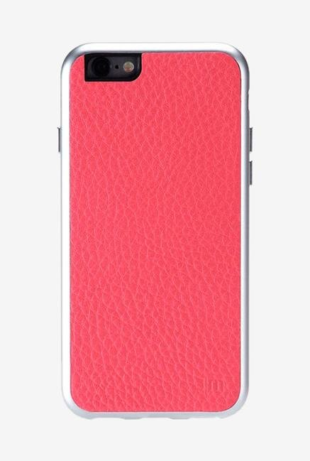 Just Mobile iPhone 6 AF-168PK Leather Case Pink