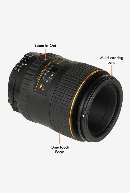 Tokina AT-X M100 PRO D AF 100 mm f/2.8 Macro Lens for Nikon Digital SLR Lens