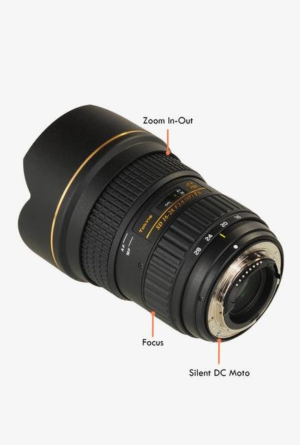 Tokina AT-X 16 - 28 mm F2.8 PRO FX Lens for Nikon Digital SLR